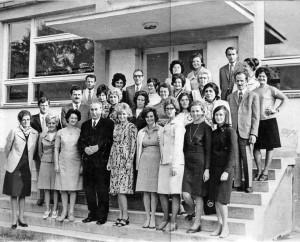 Први колектив школе